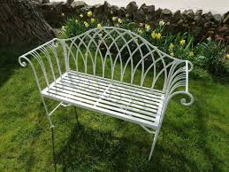 Butterfly Patio Furniture by Bench Green Metal Bench Garden Bench The Garden And Patio Home