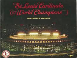 st yearbook 42 best st louis cardinal yearbooks images on st