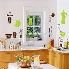 sticker meuble cuisine meubles pour la cuisine café décor wall sticker home decor diy
