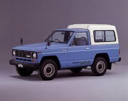 nissan frontier zd30 manual 1980 85 nissan safari hard top high roof ad suvs and trucks