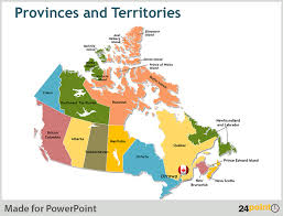 canadian map cities map of major cities in canada major tourist attractions