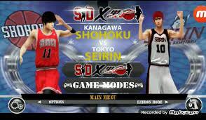 nba 2k14 android kuroko no basket vs slam dunk nba 2k14 android gameplay home