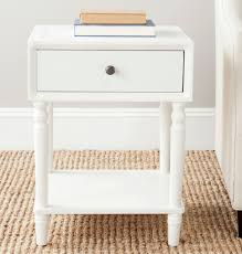 Accent Table With Storage Amh6611a Accent Tables Furniture By Safavieh