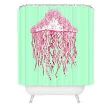 Seafoam Green Curtains Decorating Mint Green Shower Curtain Interior Design