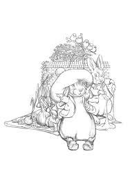 rabbit and benjamin bunny charles santore rabbit benjamin bunny coloring cards