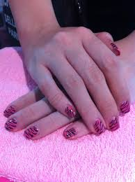 gelish felicious nails page 18