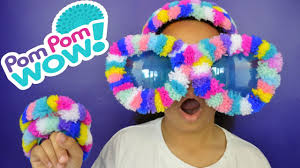 new pompomwow decoration station diy creative kids craft