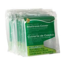 Sofa Bed Mattress Protector by Furnitture U0026 Mattress Covers Duck Brand