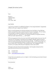 sample invitation letter for visa sample invitation letter for visit visa to korea