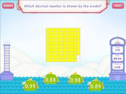 decimals and fractions hundredths worksheets 4th grade math