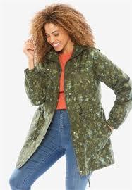 Ladies Duvet Coats Plus Size Coats Winter Jackets U0026 More Woman Within