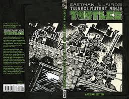 teenage mutant ninja turtles artisan edition artist u0027s edition index