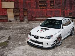 impreza subaru 2006 06 subaru impreza wrx the right stuff modified magazine