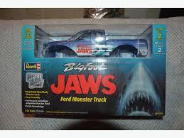 jaws 1 25 diecast monster truck model kit west shore langford