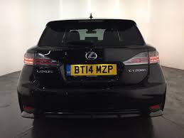lexus wolverhampton address used 2014 lexus ct 200h 1 8 advance cvt 5dr for sale in