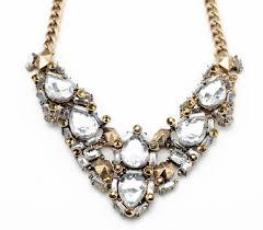 bib necklace crystal images Wholesale vintage women crystal rhinestone bib necklace yiwuproducts jpg