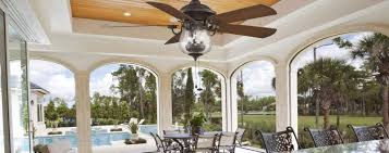 Ceiling Fan Manufacturers Usa Outdoor Ceiling Fans Choose Wet Rated Or Damp Rated For Your Space