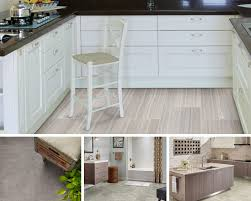 how to cut ceramic tile around kitchen cabinets 4 luxury looks in ceramic tile flooring