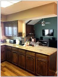 kitchen cabinets refinishing kits rustoleum kitchen cabinet refinishing kit review stainers stain
