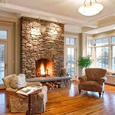 Best 25 Stone Interior Ideas by Awesome Living Rooms Best 25 Stone Veneer Fireplace Ideas Only