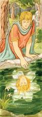 109 best narcissus images on pinterest greek mythology painting