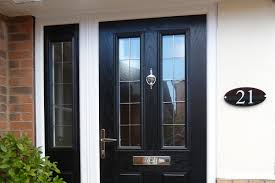 Modern Front Entry Doors In African Mahogany Chad Womack by Double Glazed Front Door Choice Image Doors Design Ideas