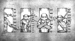teenage mutant ninja turtles full size by xacerbusx on deviantart
