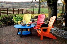 Composite Patio Furniture Composite Adirondack Chairs Militariart Com