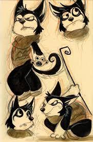 red pencil hut kung fu panda kane