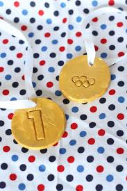 olympic medals made using baking soda modeling clay i can teach