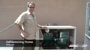 self sustaining homes atactv self sustaining homes generator part 2