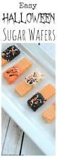 halloween sugar wafers halloween parties snacks and sugaring
