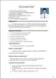 resume format download in ms word for fresher engineering what is a resume cv file evolist co