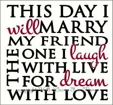 this day i will marry wall decal wedding vinyl sticker lettering wedding wall decal decoration gift subway art quote lettering loading zoom