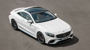 mercedes s coupe 2018 mercedes s class coupe and cabriolet s560 s63 and s65