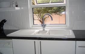 plastic kitchen backsplash kitchen with white plastic sink and backsplash maintain the