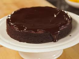 chocolate cassis cake recipe ina garten food network