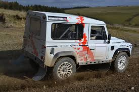 land rover bowler exr s bowler motorsport mourns the loss of founder drew bowler