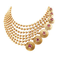 beautiful necklace gold images Most beautiful gold necklace xcomm trinket png