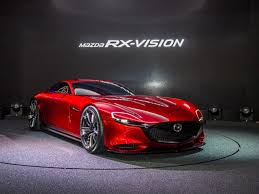 new mazda vehicles mazda rx vision rotary engined sports car concept new two seat