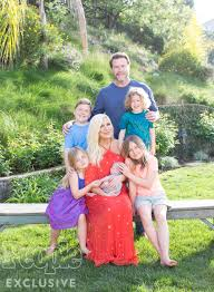 tori spelling and dean mcdermott open up about welcoming baby no