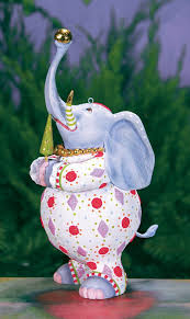 patience brewster elephant mother u0026 baby ornaments set of 2
