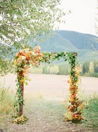 wedding arch blueprints planning a fall 2017 wedding here s your big day blueprint