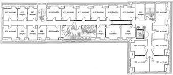 merner hall floor plan cornell college