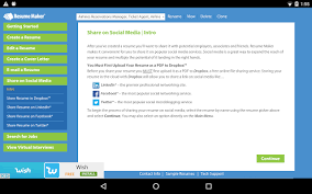 resume maker resume maker free android apps on play