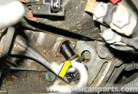 bmw e60 5 series crankshaft sensor replacement 6 cylinder