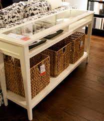 Kitchen Console Table With Storage White Sofa Table With Storage New Ones Sofa Table With Storage