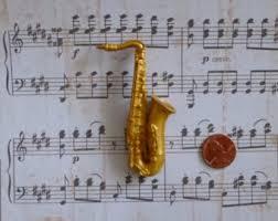 saxophone etsy