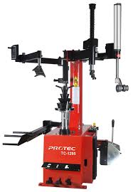 tc 1295 semi automatic swing arm tire changer protec equipment