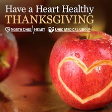 healthy food choices this thanksgiving